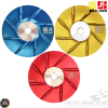 Ban Jing Drive Face 115mm Fan Forged (GY6)