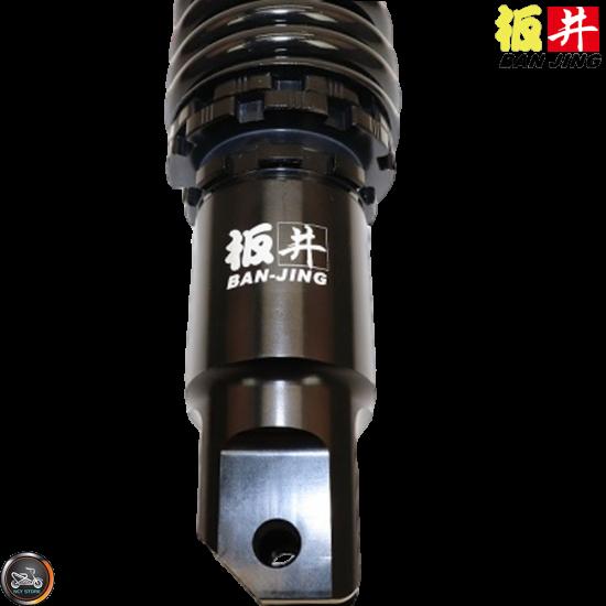 Ban Jing Shock 230mm Adjustable Low-Down Black (DIO, QMB, Ruckus)