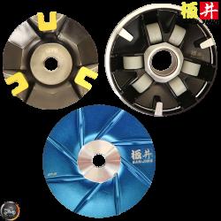 Ban Jing Variator 115mm Kit (GY6)