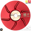 Ban Jing Fan Forged (red)  + $25.95