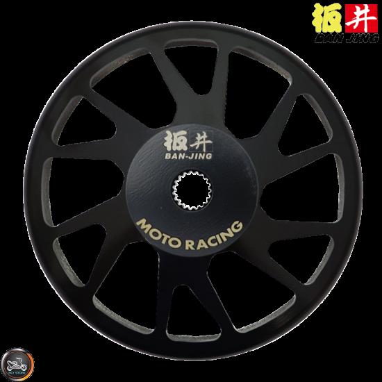 Ban Jing Clutch Bell 12-Spokes Black (GY6, PCX)