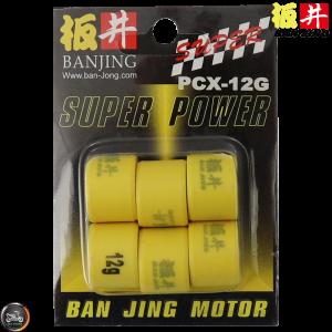 Ban Jing Variator Roller Weight Set 20x15 (GY6B, PCX)