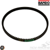 Bando CVT Belt 634-15.5-29 (Honda Aero)