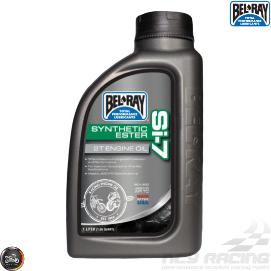 Bel-Ray Engine Oil Si-7 Full Synthetic 2T