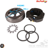Dr. Pulley HiT Clutch Racing Tune Bell Set (Vino, Zuma 125)