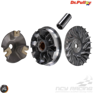 Dr. Pulley Variator 117.5mm Set (Vino, Zuma 125)