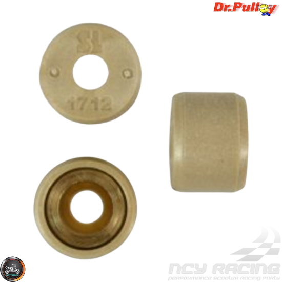 Dr. Pulley Variator Roller Weight Set 17x12 (AN125)