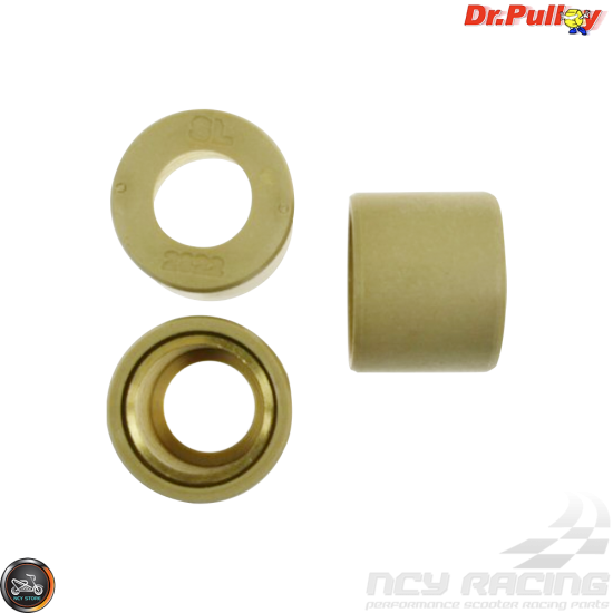 Dr. Pulley Variator Roller Weight Set 28x22 (Kymco Xciting 500)