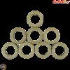 Dr. Pulley Variator Roller Weight Set 25x17 (Aprilia, Piaggio 400)