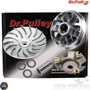 Dr. Pulley Variator 114mm Set (GY6)