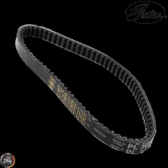 Gates CVT Belt 759-22-30 PL30807 Premium (Yamaha Vino 125)