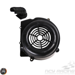 G- Fan Cover w/Breather Tube Emissions (GY6)