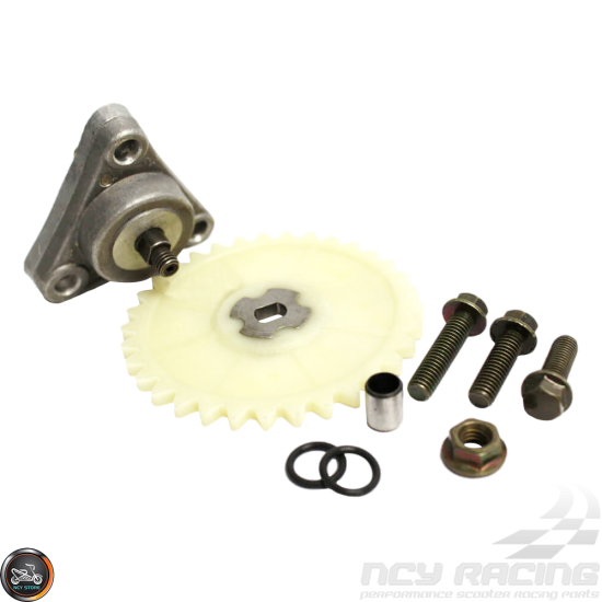 G- Oil Pump +Sprocket 33T Set (139QMB)