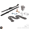 G- Cam Chain Tensioner Guide Kit (GY6)