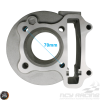 G- Cylinder 39mm 50cc 2V Cast Big Bore Kit Duo Combo (139QMB)