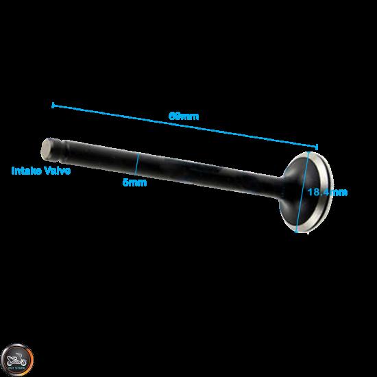 G- Valve Intake 2V 18.4 Fit 69mm (139QMB)