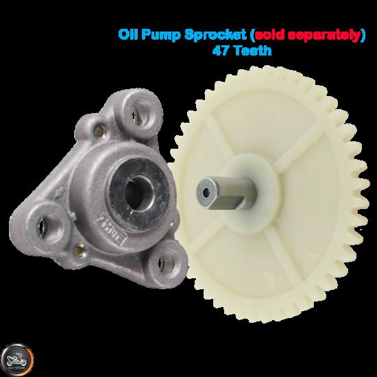 G- Oil Pump 47T (139QMB)