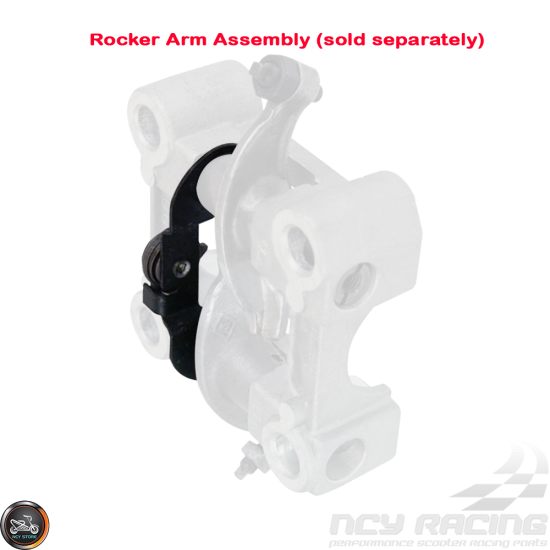 G- Rocker Arm Camshaft Stopper Plate (GY6)