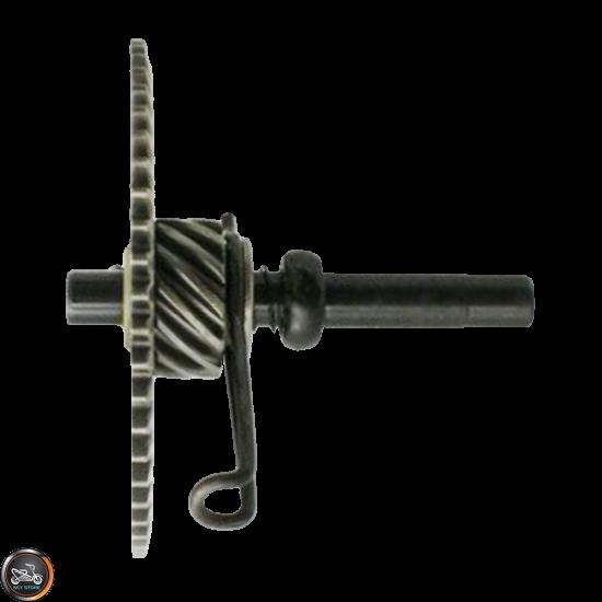 G- Kick Starter Gear Idle w/Shaft (GY6)
