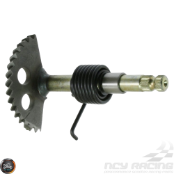 G- Kick Starter Gear Spindle 5.80in (GY6)
