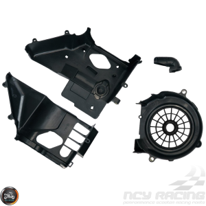 G- Fan Shroud Emissions Set (GY6)