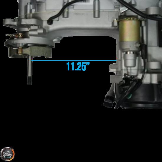 GY6 Engine 54mm 150cc 4-Stroke (longcase)