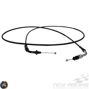 G- CVK Throttle Cable 76in (QMB, GY6, Universal)