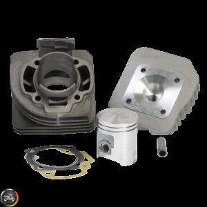 G- Cylinder 50mm 81cc Big Bore Kit w/Alumin Piston (Honda Dio)