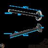 Hoca Valve Set 2V 21.5/19 (139QMB)
