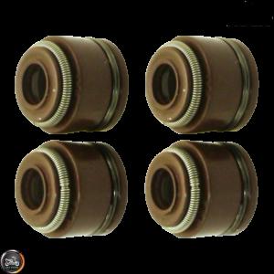 Hoca Valve Seal 4V Set (GY6)