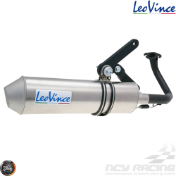 LeoVince Exhaust HM-Titan Performance (139QMB)