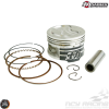 Naraku Cylinder 52.4mm 94.9cc Big Bore Kit w/Cast Piston (139QMB)