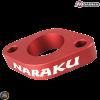 Naraku Intake Manifold Spacer 24mm w/O-Ring (139QMB)