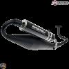 Naraku Exhaust Performance Crossover Black Carbon (139QMB)