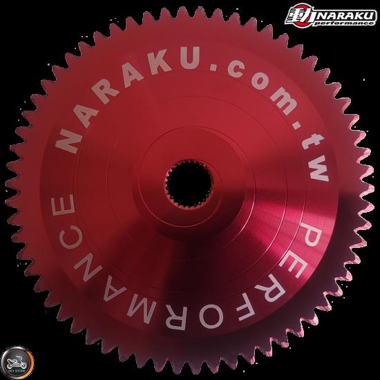 Naraku Drive Face 114mm HS-CNC V.2 (139QMB)