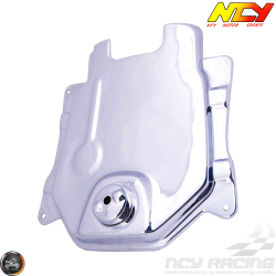 NCY Gas Tank Cover Chrome (Honda Ruckus)