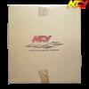 NCY Gas Tank Cover Chrome (Honda Ruckus)