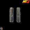 NCY Exhaust Stud M8x30mm w/Nut Set (GY6)