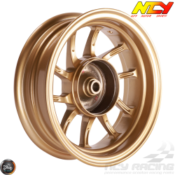 NCY Rim Rear 10in Gold 10-Spokes (Honda Ruckus)