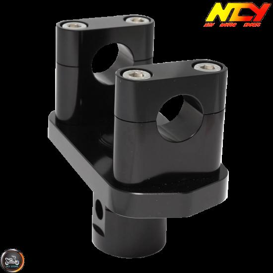 NCY Handlebar Stand 7/8in Black (Honda Ruckus)