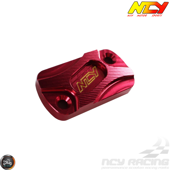 NCY Master Cylinder Cap 2nd 3D-X (DIO, GY6, Ruckus)