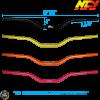 NCY Handlebar Tapered 1-1/8in (Ruckus, Zuma 125)