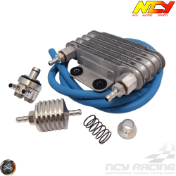 NCY Oil Cooler 17mm Kit (Ruckus GET, Universal)