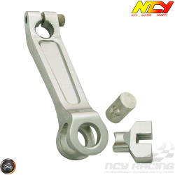 NCY Brake Shoe Arm Rear Silver (Yamaha Zuma 125)