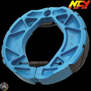 NCY Brake Shoes Blue (BWS, Zuma 125)