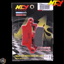 NCY Brake Pad Performance Set (Yamaha Zuma 125)