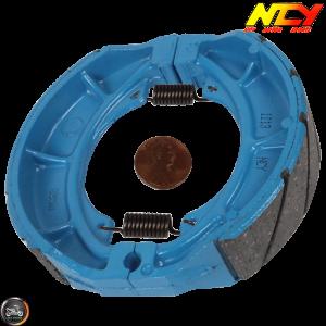 NCY Brake Shoes Blue (Genuine, GY6)