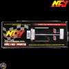 NCY Front Fork Black Set Disc Type (DIO, Ruckus)