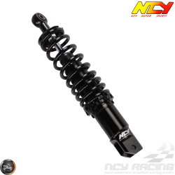 NCY Shock 305mm Adjustable Performance Black (Yamaha Zuma 50)