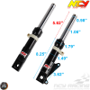 NCY Front Fork Slammed Black Set (DIO, Ruckus)